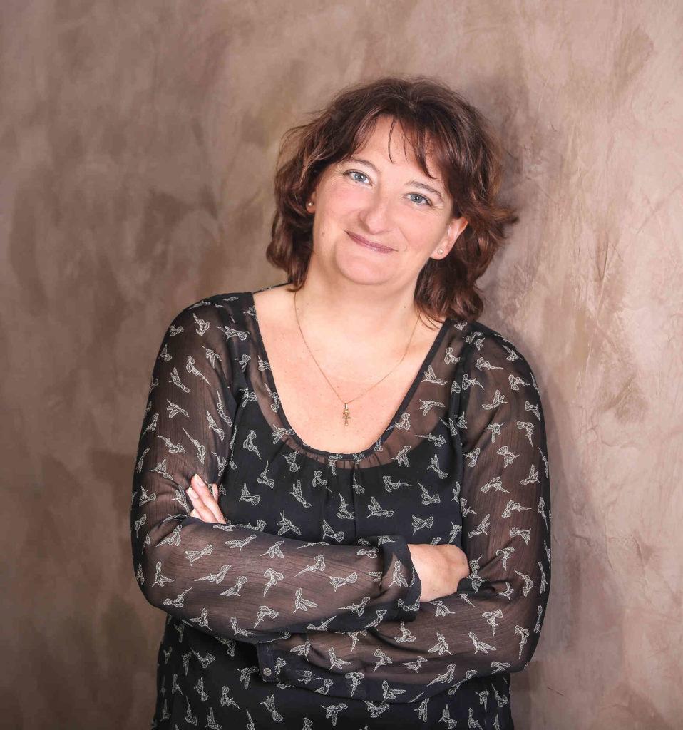 décoratrice d'intéreiru à orléans - portrait Sophie Pelc
